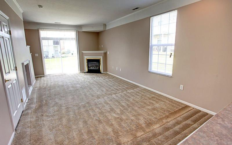 College Park Apartments - 2 Bedroom Townhome | Suburban ...